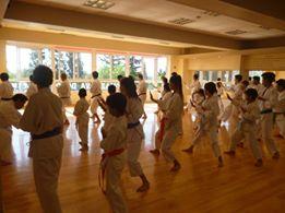 clase-de-karate